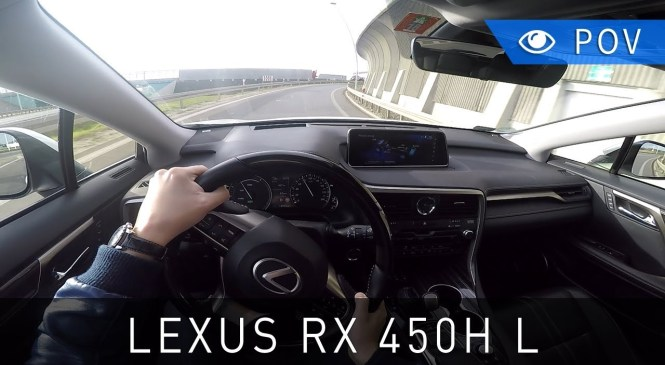 Lexus RX 450hL Prestige (2018) – POV Drive | Project Automotive