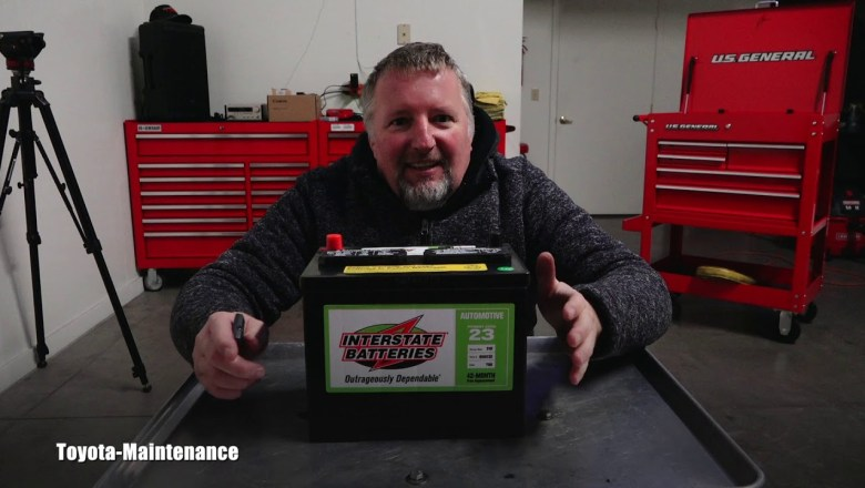 The Best deal on automotive battery ?