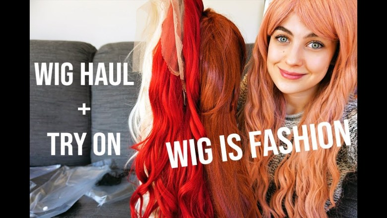 Lace Fronts, Hard Fronts, Try On & Review | WIG IS FASHION HAUL