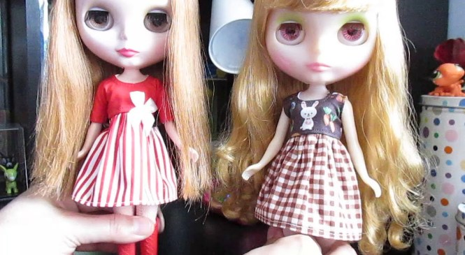 Blythe Fashion Review #20: No Bell Shop