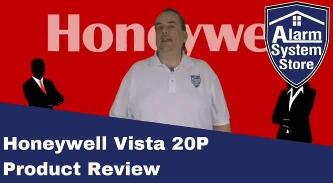 Honeywell Vista 20P Product Review