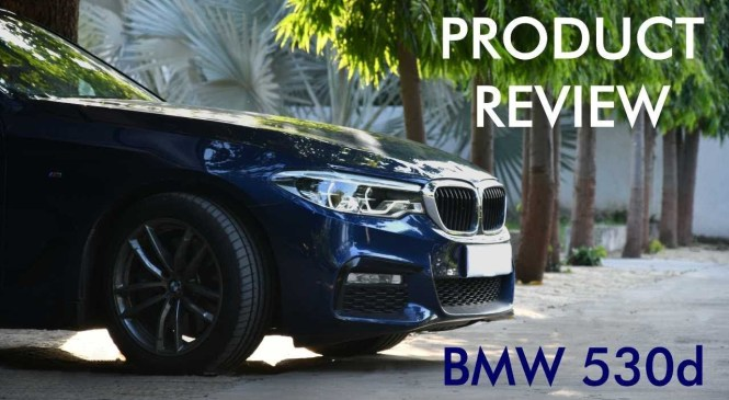 NEW BMW 5 SERIES | BMW 530d M SPORT | PRODUCT REVIEW | CARONGO
