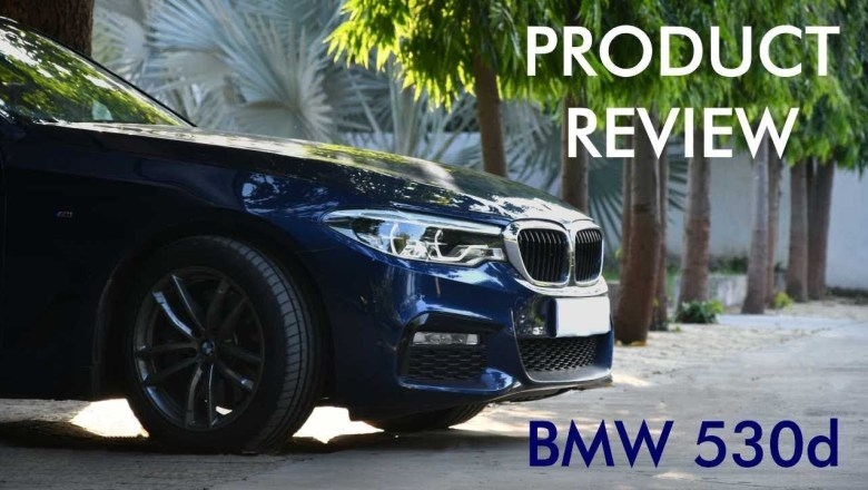 NEW BMW 5 SERIES   BMW 530d M SPORT   PRODUCT REVIEW   CARONGO