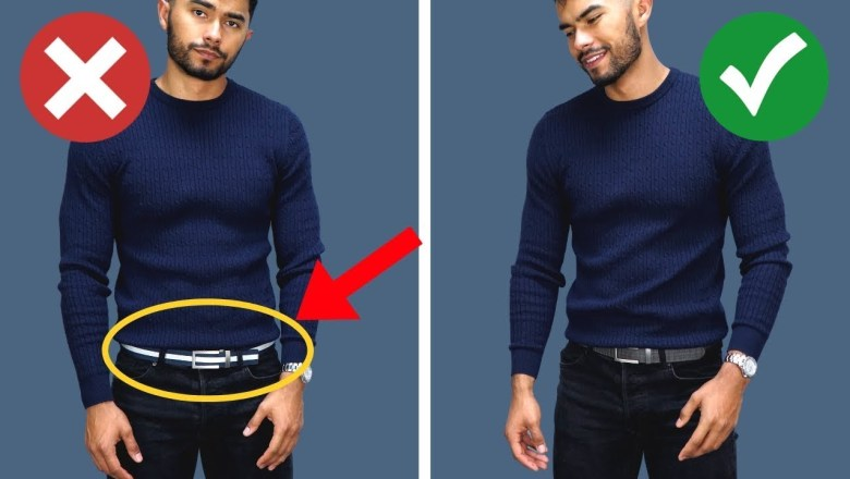 7 Fashion Hacks For Handsome Men