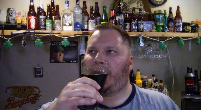 Rowdy Root Beer – Berghoff Brewery (Malt Beverage Review)