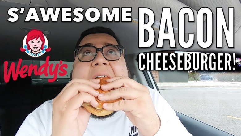 S'Awesome Bacon Cheeseburger Food Review!