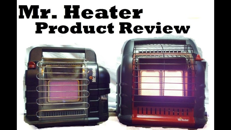 """Mr. Heater """"Buddy & Big Buddy"""" Product Review"""