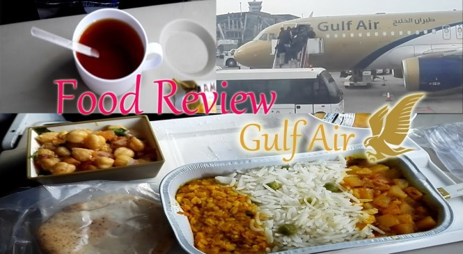 Food Review   Gulf Air   Economy Class