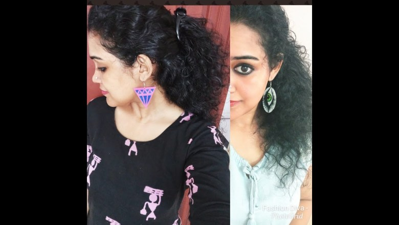 Video 1: CURLY HAIR SERIES| A BASIC TIP FOR CURLY HAIR| FASHION DIVA