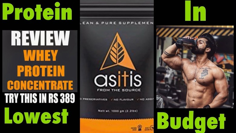 Asitis Whey Protein Review  Best Protein in Low Budget  Review By Rajveer Shishodia