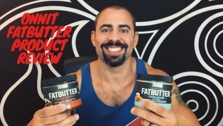 Onnit Fatbutter Product Review – Paleo & Keto Friendly snack nut butter