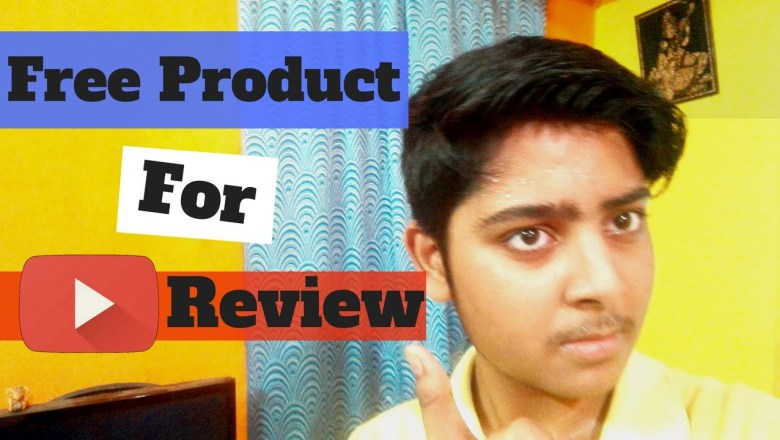 How to get free products for Review India