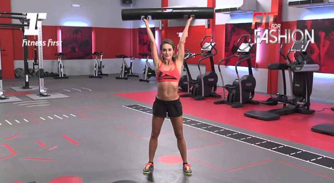Fit for Fashion Tip: Muscle Sculpting