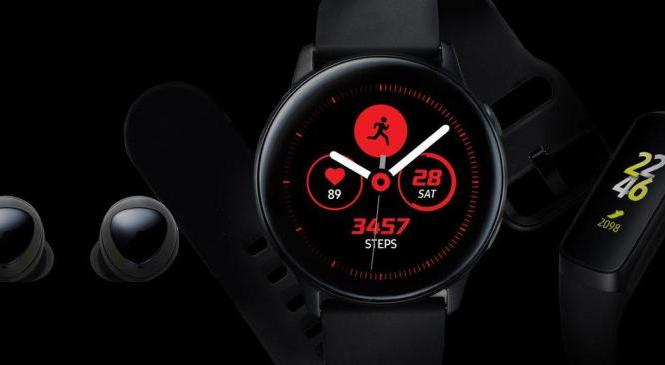 Samsung is preparing to launch a sports smartwatch and AirPods-like earbuds