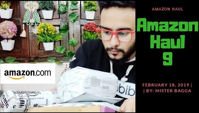 Amazon haul 9 || Amazon Haul || Product Unboxing | Demo | Review | online shopping | Mister Bagga