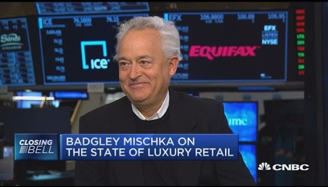 New subdued fashion trend reflects uncertainty in global markets, says Badgley Mischka