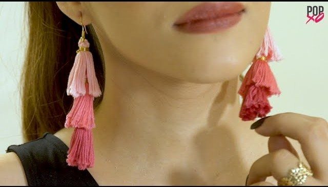 DIY: Tassel Accessories – POPxo Fashion