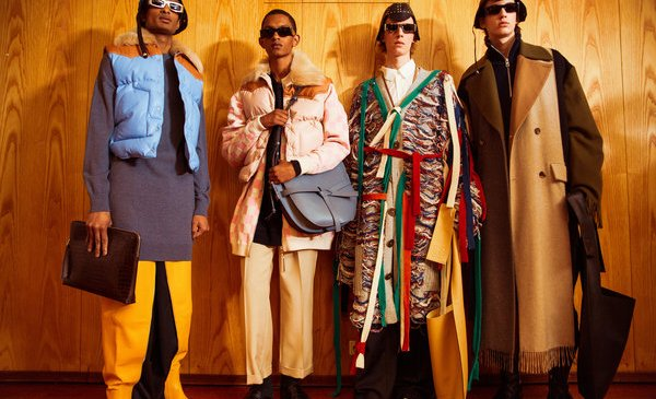 The Best Pictures From the Men's Fashion Shows