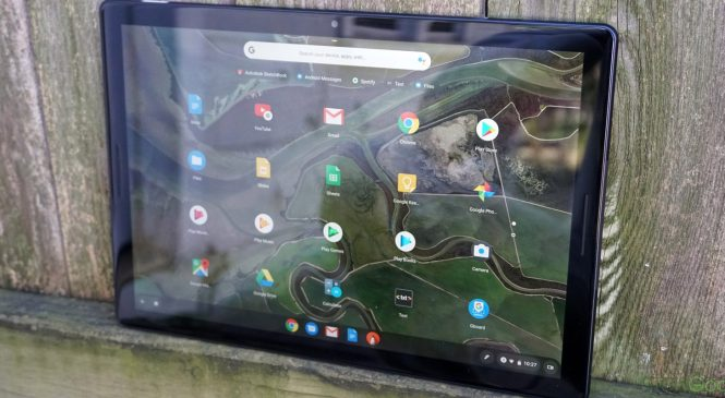 Why was the $599 entry-level Google Pixel Slate announced if it doesn't exist?