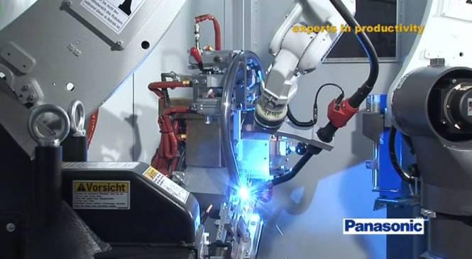 Panasonic Automotive Projects 2013