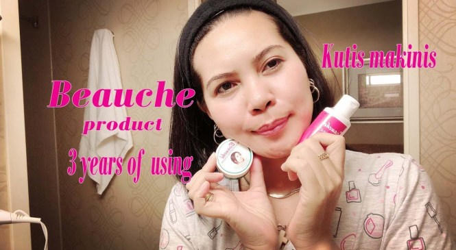 KUTIS MAKINIS DAHIL SA BEAUCHE PRODUCT// PRODUCT REVIEW