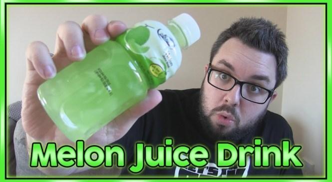 KGN Melon Juice Drink Review