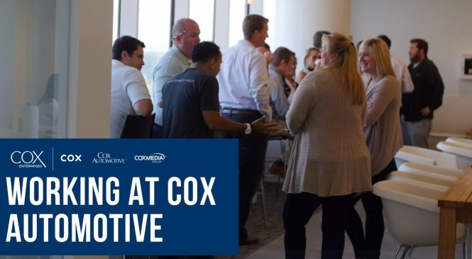 Working at Cox Automotive