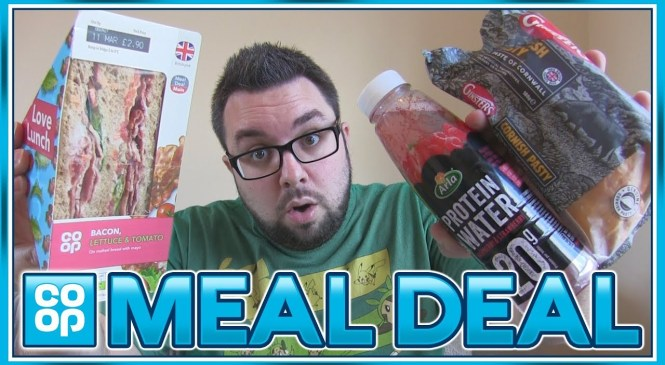 Co-Op Meal Deal Review