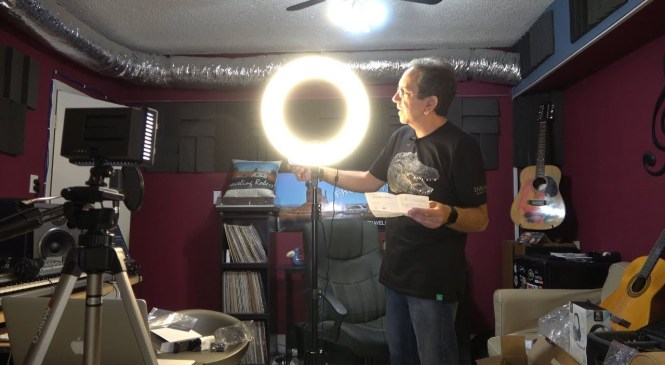 Product Review: My New Geekoto Ring Light