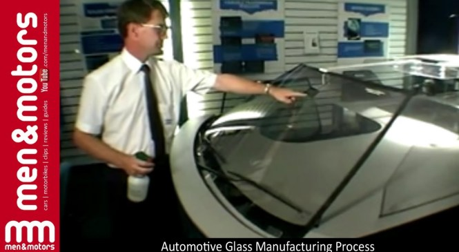Automotive Glass Manufacturing Process
