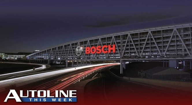 Reinventing Bosch For a New Automotive Industry – Autoline This Week 2307