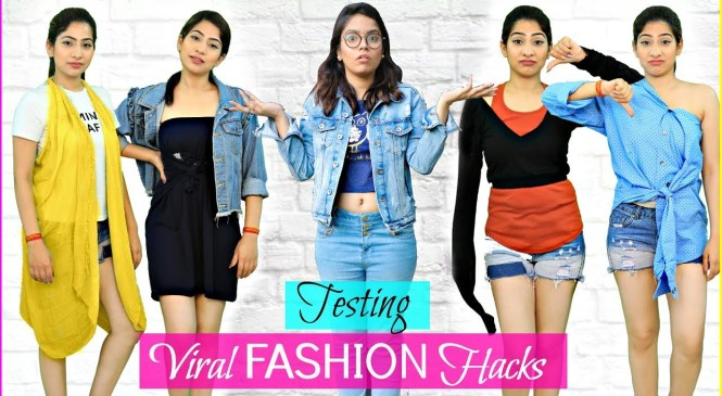 VIRAL Fashion HACKS – Expectation vs Reality | #Trends #DIY #Teenagers #Fun #Anaysa