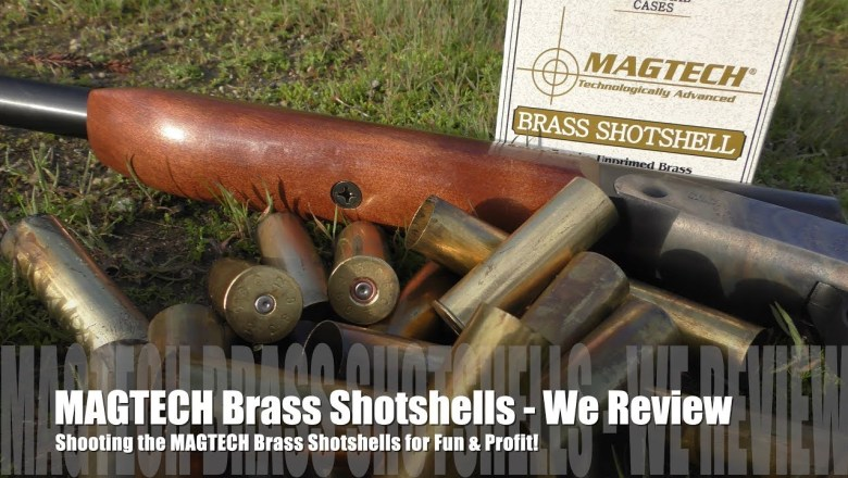 MAGTECH Brass Shotshells – Product Review & How To!