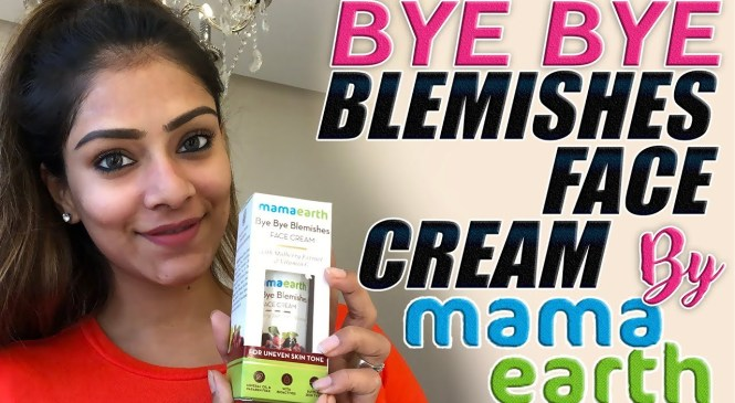 Say Bye  Bye Blemishes | Review Best Anti Blemish Skin Cream | Product Review | Foxy Makeup Tutorial