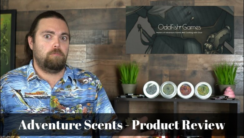 Adventure Scents – Product Review