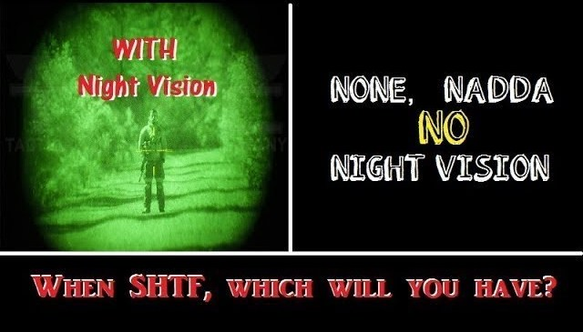 GG-GT Night Vision Product Review