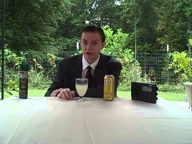 Energy Crisis–Energy Drink Review #130 Monster Ultra Citron