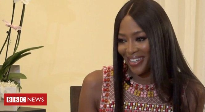 Naomi Campbell hit by fashion racism in Asian country