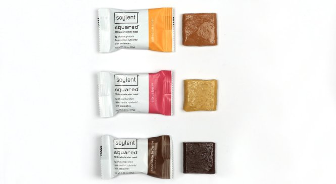 Here's Soylent's New Product. It's Food.