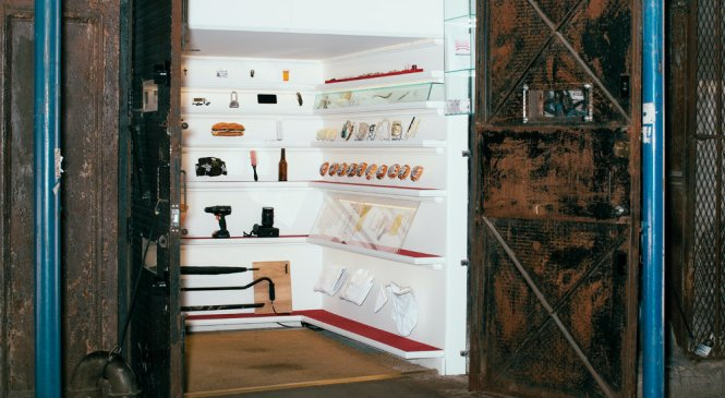 This Tiny Museum Fits Inside an Elevator Shaft