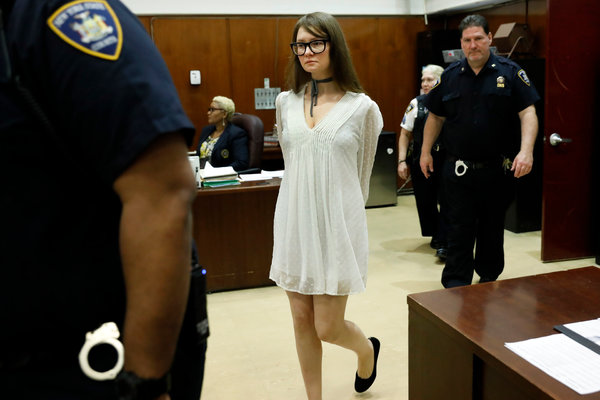 'Anna Delvey' and the Art of Courtroom Fashion