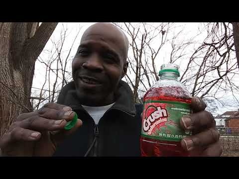New Crush Watermelon (Beverage Review )