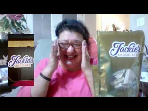 fluffys product review…Sugar Free Chocolate by Jackie's Chocolate