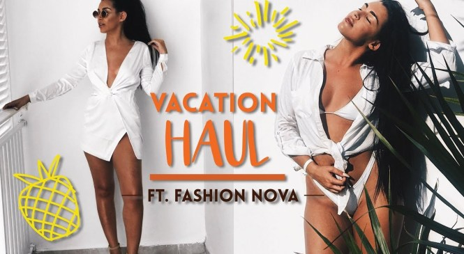 VACATION HAUL | FASHION NOVA BIKINI REVIEW?!