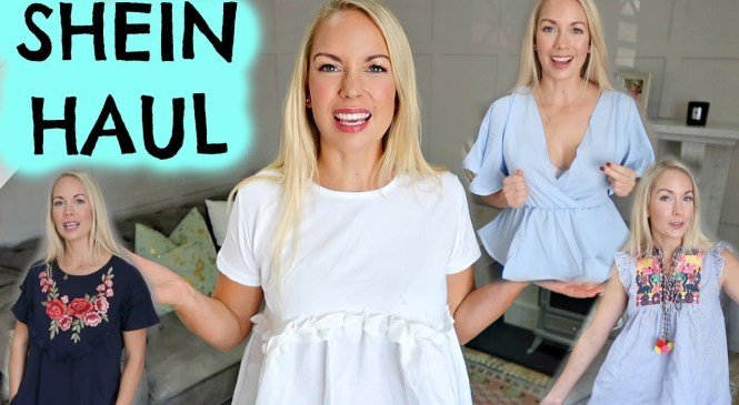 HUGE SHEIN FASHION HAUL & TRY ON  |  HONEST SHEIN REVIEW – IS IT FOR REAL?