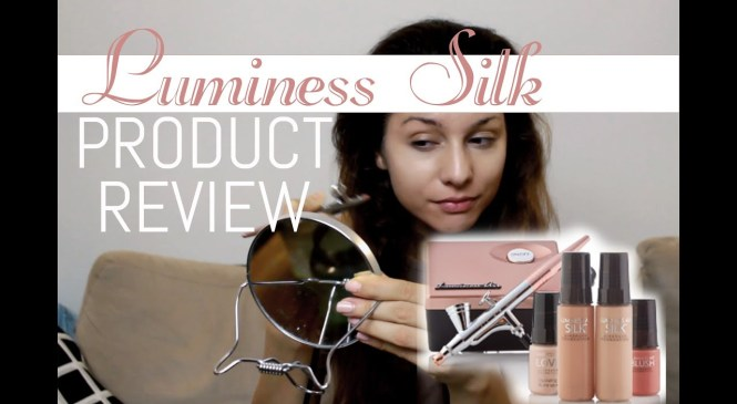 LUMINESS AIR SILK Product Review!