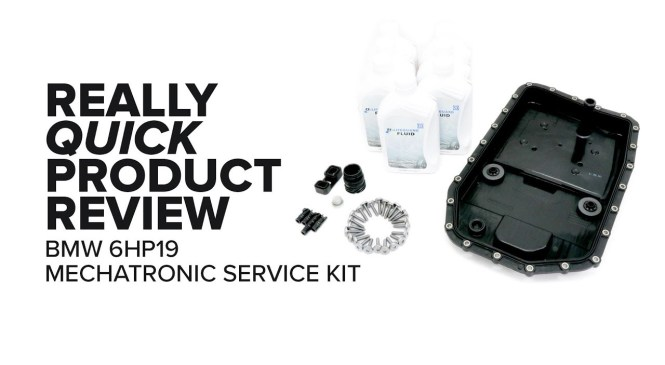 BMW 6HP19 Mechatronic Service Kit – Features, Fitment and Product Review