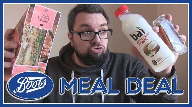 Boots Meal Deal Review