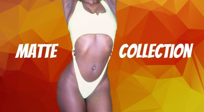 MATTE COLLECTION SWIM HAUL & REVIEW | Fields of Fashion