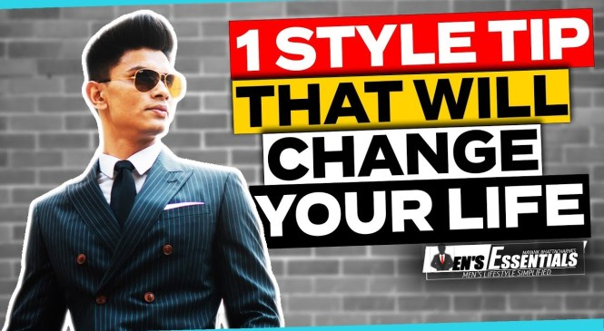 Mayank Bhattacharya's 1 Style Tip to Change Your Future   MUST WATCH FASHION VIDEO for INDIAN MEN
